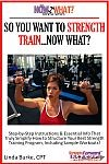 Strength Training Book Cover